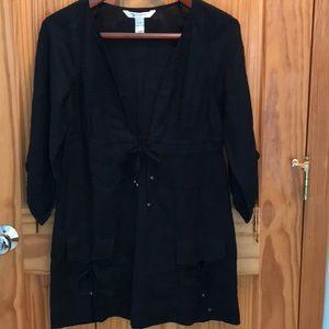 Diane VonFurstenberg Swim suit Cover Size S